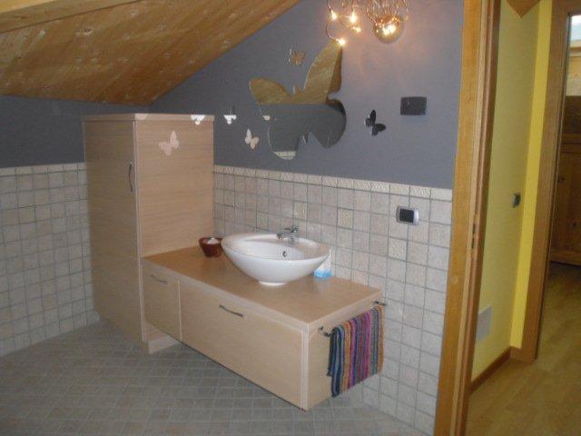 Bagno nel sottotetto non abitabile finest isolamento sottotetto